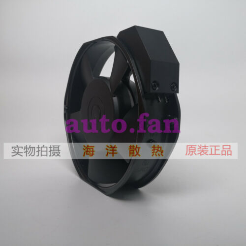 1PC NIDEC TA600 A30318-10 115V 0.35A 40W aluminum frame AC fan