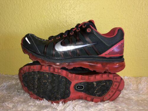 hombre 018 Gris Air 486978 8 5 leer Tama Nike 2009 para oscuro running Zapatillas Max o de qzBHw0