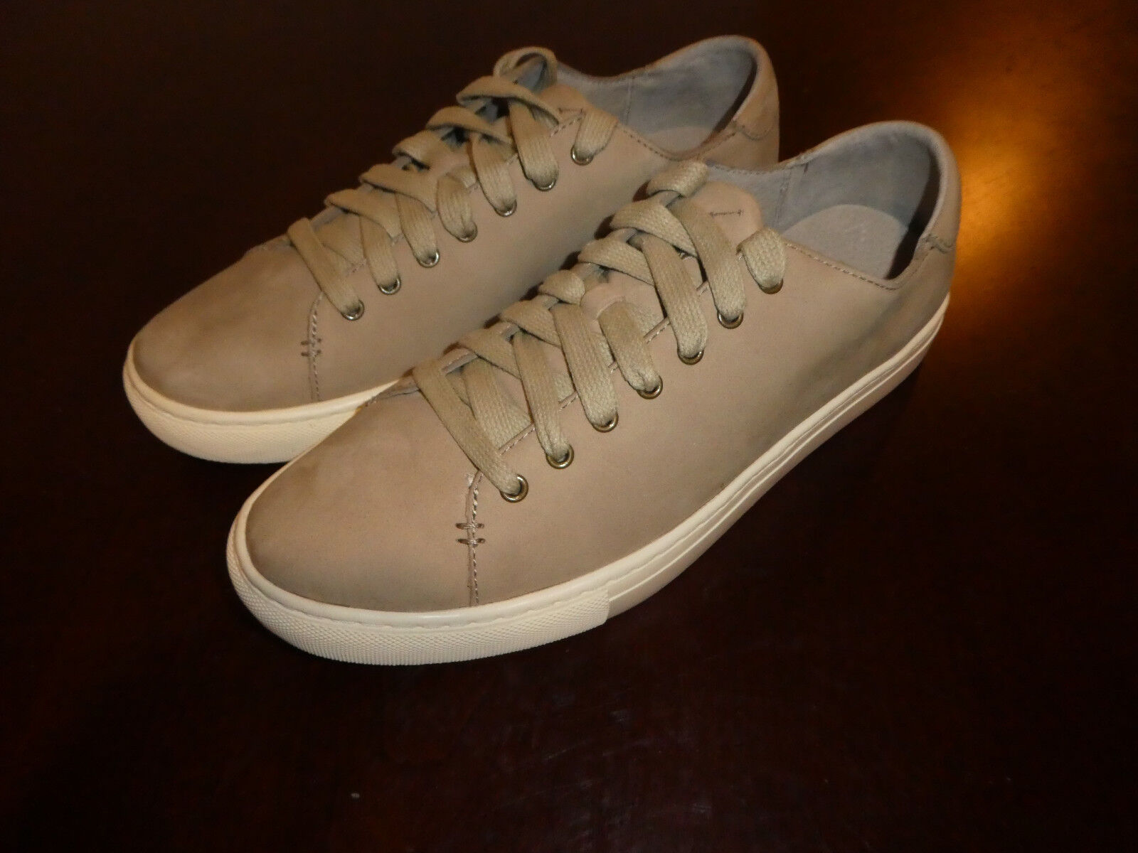 Polo Ralph Lauren Jermain Dark Buck mens shoes new size 11.5