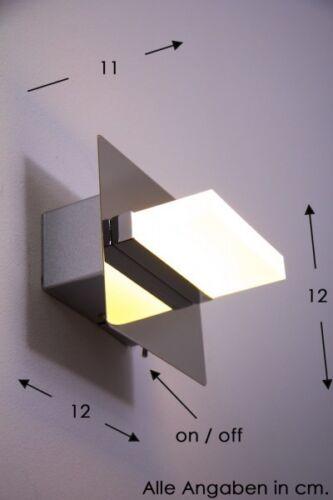DEL Design couloir plancher feux Interrupteur Mur Lampes Salon Chambre Projecteur