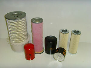 Manitou MT1232 S Filter Service Kit