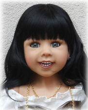 "Nadya (The Gypsy) by Monika Levenig Master Piece Dolls 40"" **SPECIAL OFFER 210"