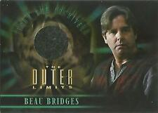 "Outer Limits Sex, Cyborg...: CC3 Beau Bridges ""Dr. Simon Kress"" Costume Card"
