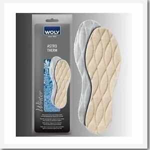 Woly-Astrotherm-Extra-winter-warm-new-wool-insole-for-Work-shoes-Boots