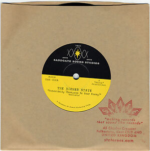 THE-HIGHER-STATE-Potentially-UK-heavy-vinyl-7-NEW-UNPLAYED-garage-punk