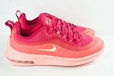 Nike Womens Air Max Axis Premium Racer Rush Pink Running Shoes AA2168 601 Size | eBay