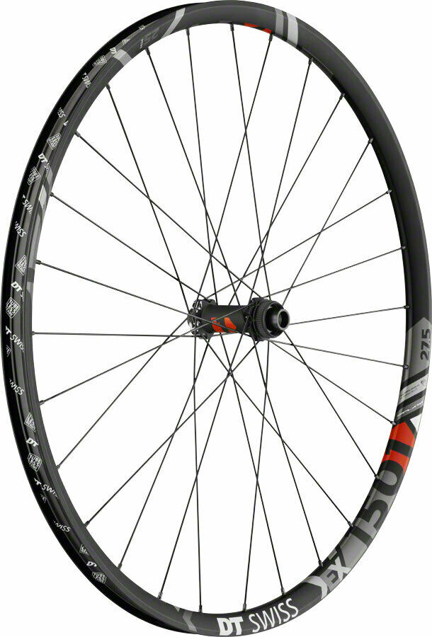 DT Swiss EX1501 Spline One 25 Front Wheel, 27.5 , 15x100mm