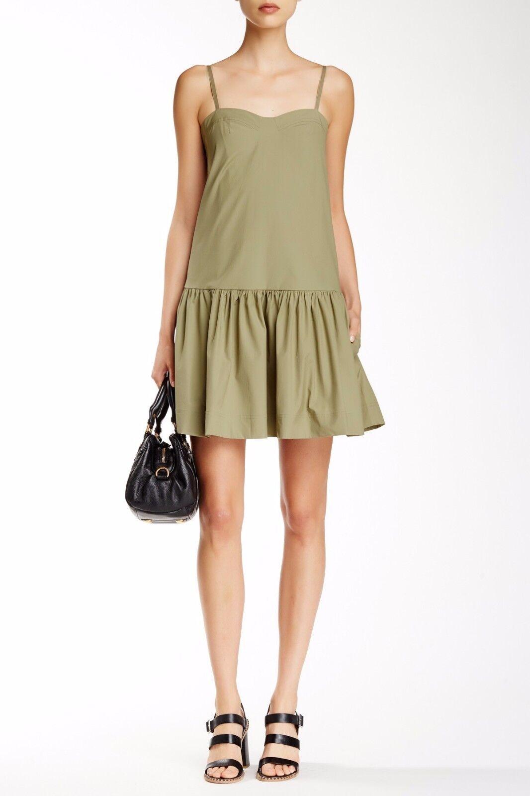 Marc by Marc Jacobs Lingerie Flouncy Shift Dress Size 4