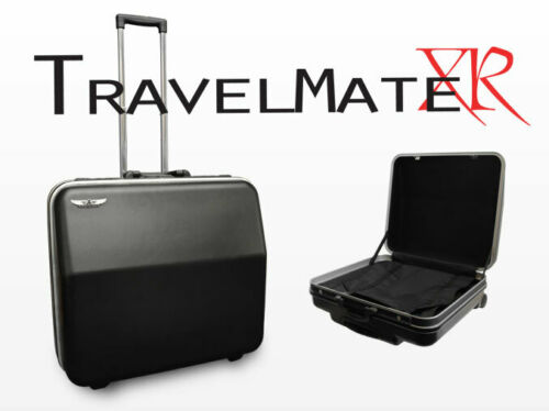 Excalibur TravelMate XR Accordion Travel Case Black