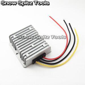 12v/24v to 3.7v 15A 56w DC/DC Waterproof Shockproof Power Converter