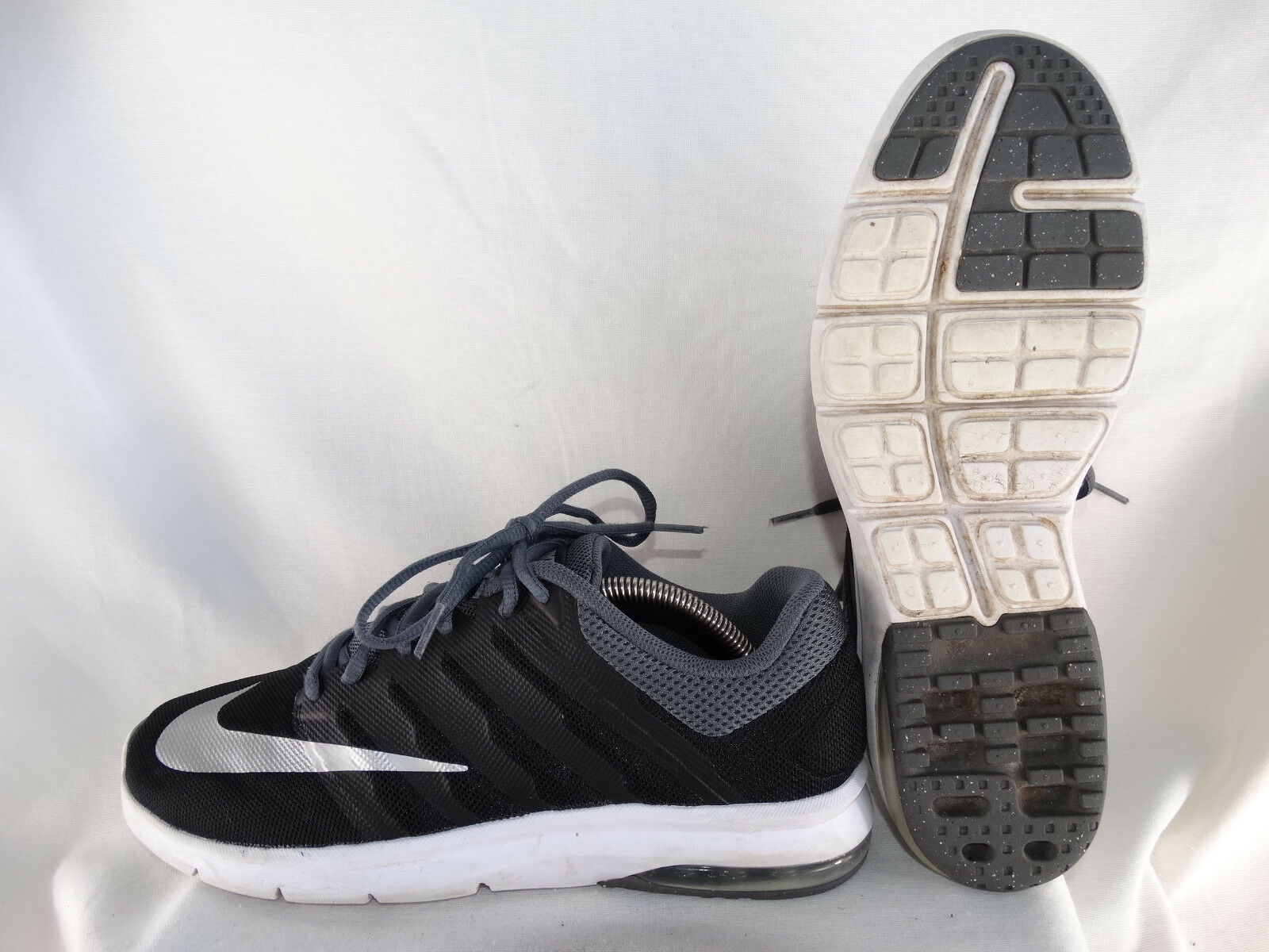 Nike Air Max Era Laufschuhe 811099-001 schwarz-grau EU 43 US 9,5