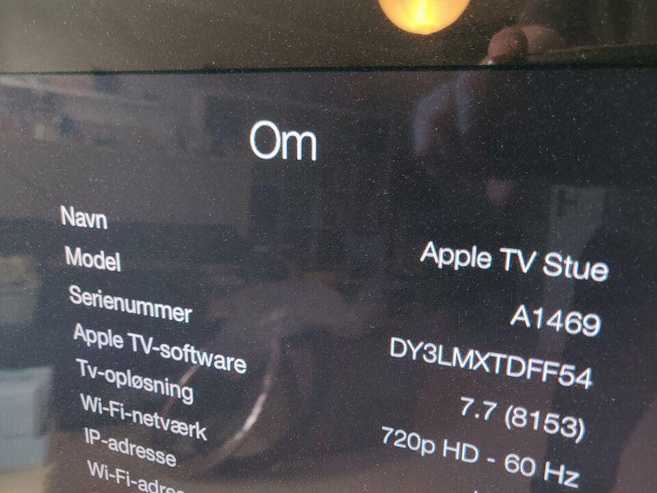 LCD, Bang & Olufsen, BeoCenter 6-26 HD Apple TV