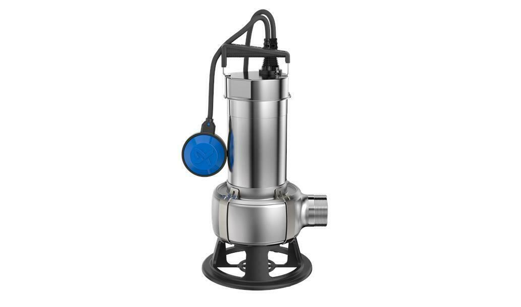 Submerged pump for Dirty Water Black Dark Clear Pump unilift ap50b