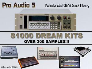 Akai S1000 Manual