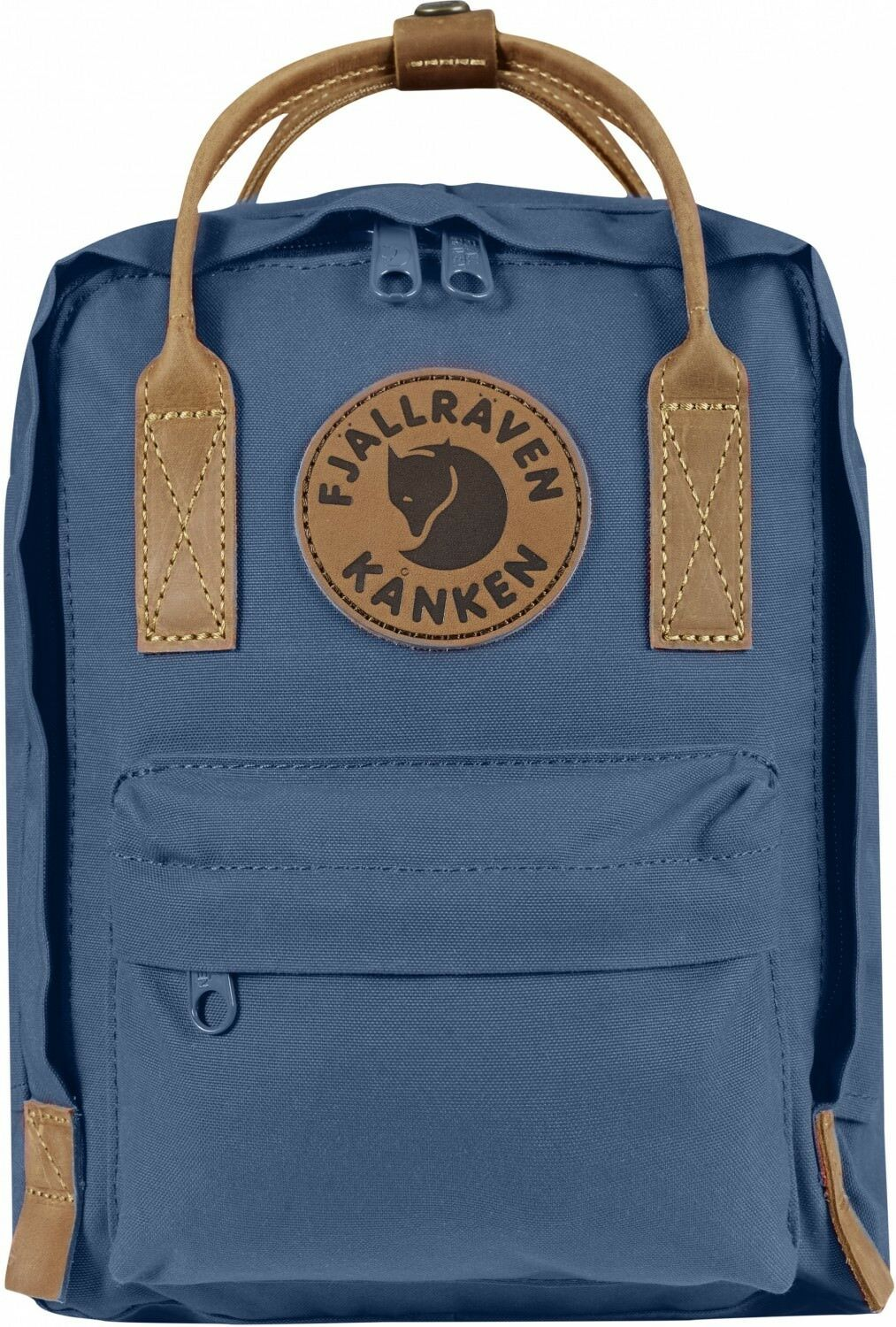 Fjällräven Kanken No.2 Mini - - - Blau Ridge 12865e