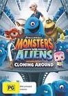 Monsters Vs Aliens - Cloning Around (DVD, 2014)