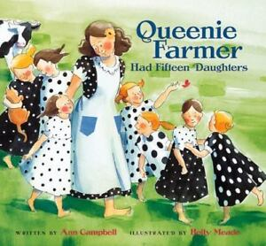 Queenie-Farmer-Had-Fifteen-Daughters-by-Ann-Campbell-2002-Hardcover