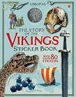 Story of the Vikings Sticker Book by Megan Cullis (Paperback, 2013)