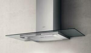 Elica flat glass ix a cover wall cm aspirating m³ h