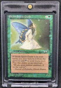 Elvish Spirit Guide Alliances Near Mint 1x English -BFG- MTG Magic x1
