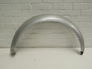 Audi-A6-C5-Allroad-OS-Right-Rear-Wheel-Arch-Extension-Silver-LY7W-4Z7853818