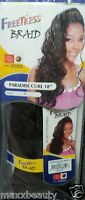 Freetress Premium Synthetic Hair Braid - Paradise Curl Bulk 18