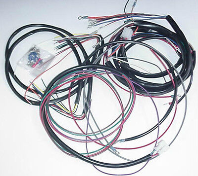 New 1978-1979 FLH Complete Wiring Harness   eBay