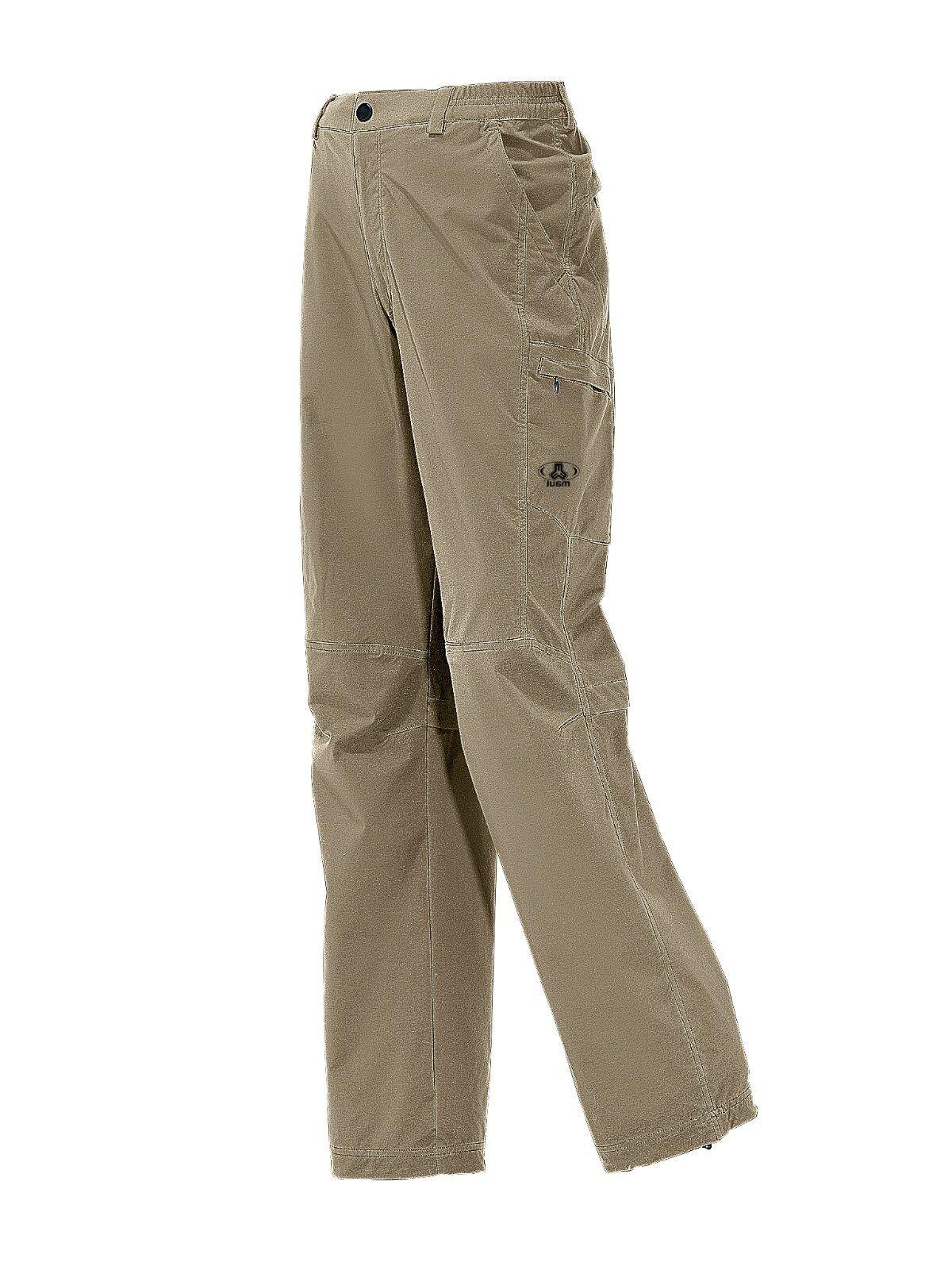 Maul Donna Pantaloni Pantaloni funzione lunghezza di crema STRETCH TAGLIA 36 38 40 42 44 NUOVO m-40