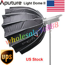 Aputure Light Dome II Softbox Diffuser w//Grid for LS C120d II 300d  Bowens Mount