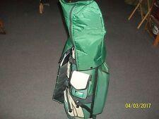 Burton Golf Bag 3 Way Divider Rain Cover Made In U.S.A.