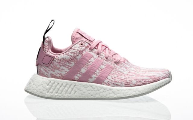 adidas nmd r2 w turnschuhe rosa weiße by9315 38 rosa ebay