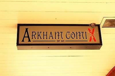 Arkham Comix