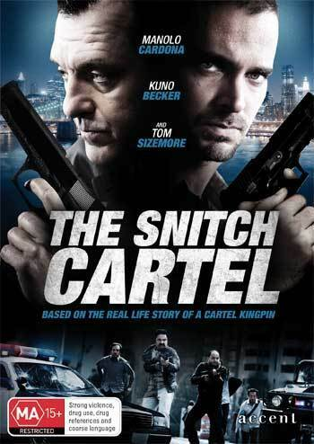 1 of 1 - The Snitch Cartel (DVD) - ACC0374