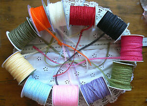 Gorgeous-Looped-Braid-8mmWide-Loop-to-Loop-5Metre-Lengths-11-Colour-ChoiceLLD1-2
