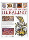 The Complete Book of Heraldry by Stephen Slater (Hardback, 2002)