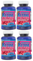 4x Raspberry Ketone Lean Fat Burner Weight Loss 1200 Mg 240 Caps Diet Keytones on sale