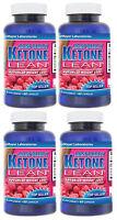 4x Raspberry Ketone Lean Fat Burner Weight Loss 1200 Mg 240 Caps Diet Keytones on sale