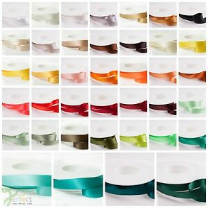 Full-Reel-SHINDO-SATIN-Highest-Best-Quality-Double-Sided-Ribbon-Crafts-25m-50m