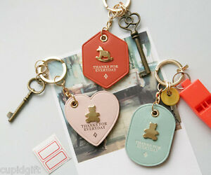 Women-Cute-Leather-Key-Chains-Holder-Iconic-Humming-Ver-3