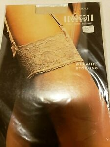 coppie Piccolo Stay Calze Wolford Nero Up Touch 2 Satin wxan8qpCz