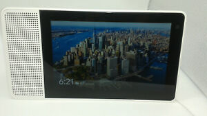 Lenovo-8-034-Google-Assistant-Smart-Display-White-Gray-As-Is