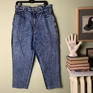 Gitano-Womens-18-Jeans-Blue-Cotton-Denim-Stonewash-High-Waist-Mom-Vtg-High-Rise