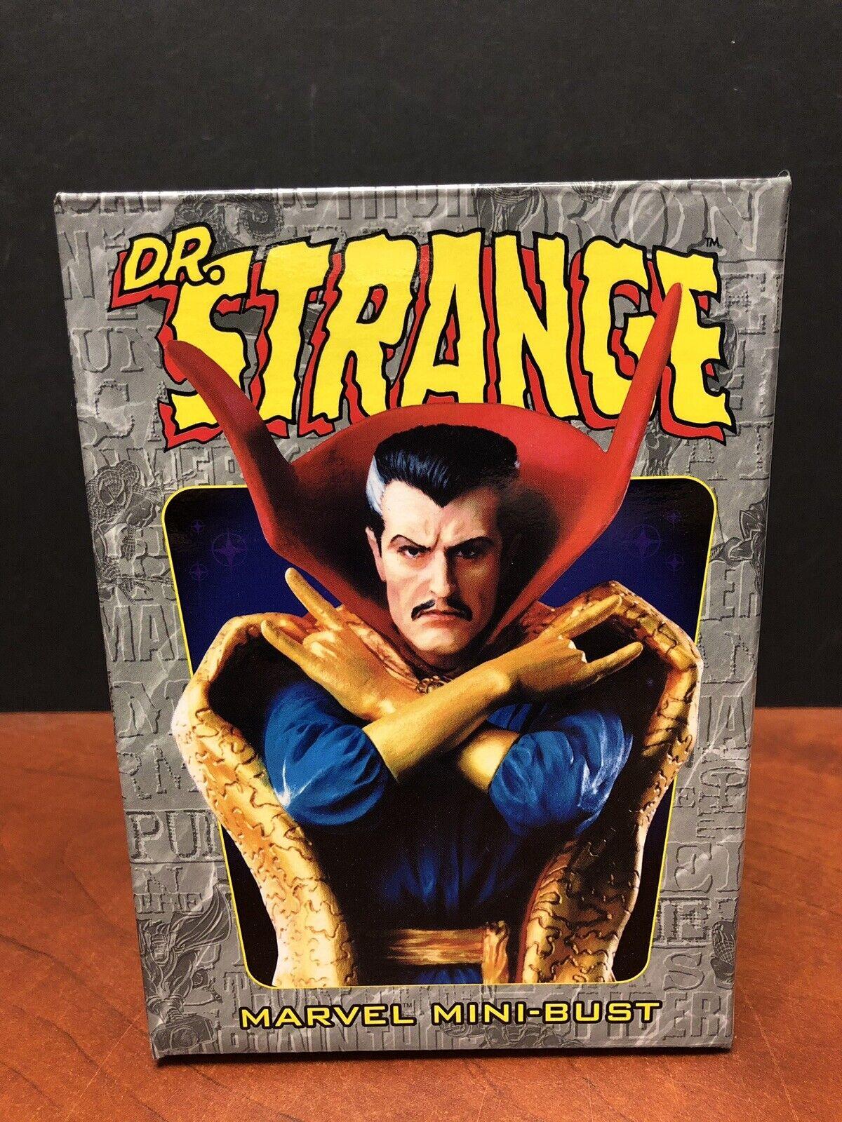 Bowen Designs Marvel Dr STRANGE Mini  Buste Tamp 0273  pas de minimum