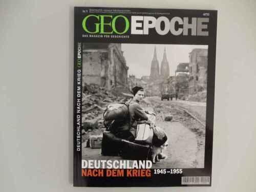1 von 1 - GEO Epoche 9 - Deutschland nach dem Krieg 1945-1955