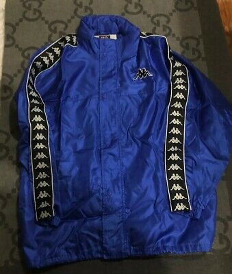 Vintage 90s KAPPA Hooded Jacket large size