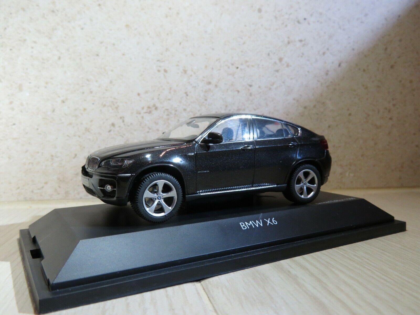 1 43 Schuco BMW X6 concept diecast LS