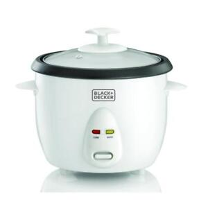 Black-amp-Decker-RC1050-350W-1-L-4-2-Cup-Rice-Cooker-220-Volts-Export-Only