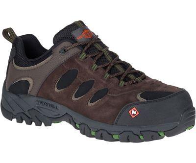 Merrell Men/'s Fullbench 2 SD Composite Toe  Safety Work Shoes J17755