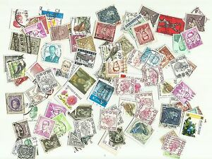 Belgium-postage-stamps-x-99-mainly-off-paper-used