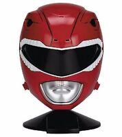Legacy Red Ranger Helmet Mighty Morphin Power Rangers Full Size Replica NEW